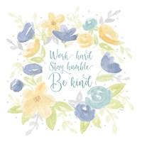 Kellys Garden II-Be Humble Fine Art Print