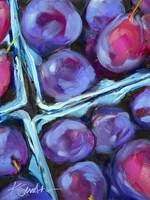 Blueberry Carton Fine Art Print