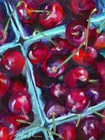 Cherry Carton Fine Art Print