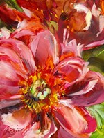 Floral Close Up Fine Art Print