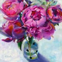 Roses Still Life I Fine Art Print
