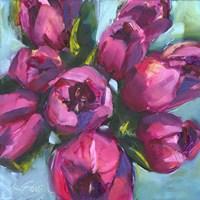 Tulip Bounty Fine Art Print