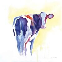 Holstein I Framed Print