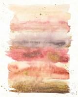 Desert Blooms Abstract I Framed Print