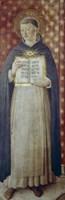 St Thomas Aquinas, Mid 15th Century Fine Art Print