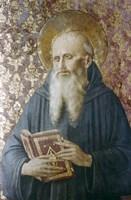 St Jerome, Mid 15th Century Fine Art Print