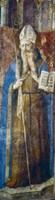 St John Chrysostom, Mid 15th Century Fine Art Print