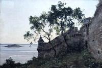 Watchtower, 1880 Fine Art Print