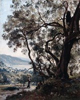 Roquebrune, 1892 Fine Art Print