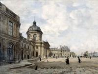 Institute of France, Paris, 1887 Fine Art Print