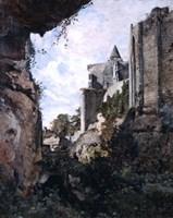 The Castle, 1882 Fine Art Print