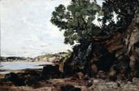 Douarnenez, 1884 Fine Art Print
