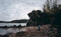 Le Ris, 1864 Fine Art Print