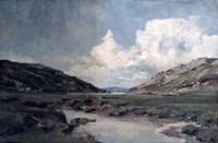 Saint-Anne-la-Palud, 1863 Fine Art Print