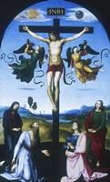 Mond Crucifixion, c1530 Fine Art Print