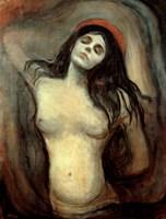 Madonna, 1894-1895 Fine Art Print