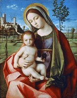 Madonna and Child, c1510 Fine Art Print