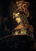 The Guard, 17th century Fine Art Print