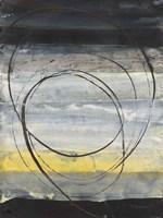 Horizon Balance III Framed Print