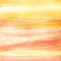 Golden Sands II Framed Print
