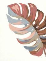 Big Leaf III Framed Print