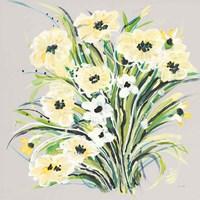 Spring II Gray Fine Art Print