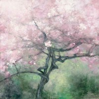 Blooming Apple Tree Fine Art Print