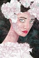 Floral Duchess Fine Art Print