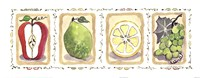 "20"" x 8"" Pear Pictures"