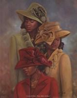 Crowns of Glory: Grace, Mercy & Peace Fine Art Print