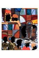 1961 Freedom Riders Fine Art Print