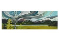 Spring in the Mountains Fine Art Print