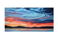 Sky Stratum Fine Art Print