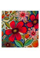 Floral Gala II Fine Art Print