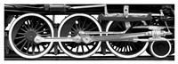 Hudson Base Wheels Fine Art Print