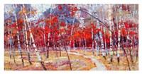 Autumn Joy Fine Art Print