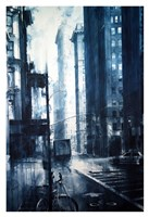 Broadway to the Flatiron Building Fine Art Print