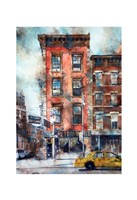 Waverly Diner, NYC Fine Art Print