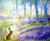 Follow The Magical Path Fine Art Print