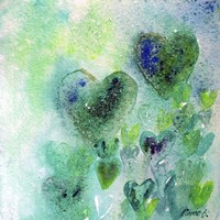 From The Heart Fine Art Print