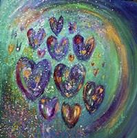 Let Your Love Shine Fine Art Print