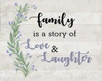 Family Love 1 Fine Art Print