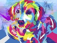 Digital Dog Fine Art Print