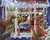 Christmas Creatures Fine Art Print