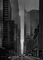 Downtown Fogfest No 25 Fine Art Print