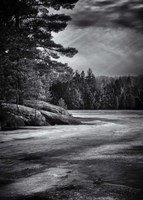 Gullwing Lake No 4 Fine Art Print