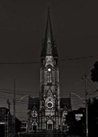 St. Mary's Church No 1 Fine Art Print