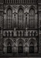 St Pauls Bloor Street No 2 Fine Art Print