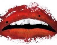 Lips 3 Fine Art Print
