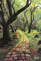 Forest Path Fine Art Print